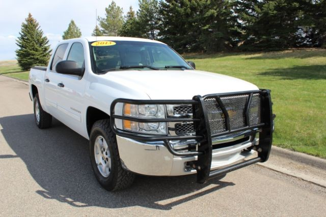 2013 Chevrolet Silverado 1500 LT  city MT  Bleskin Motor Company   in Great Falls, MT