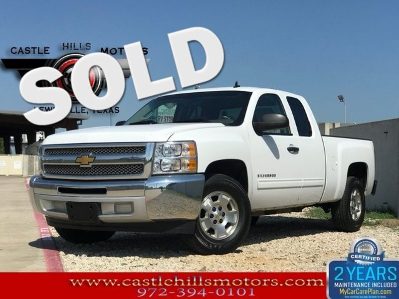 2013 Chevrolet Silverado 1500 LT | Lewisville, Texas | Castle Hills Motors in Lewisville Texas