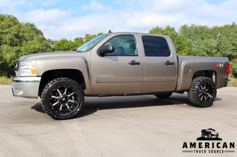 2013 Chevrolet Silverado 1500 LT - LEATHER - 4X4 in Liberty Hill , TX
