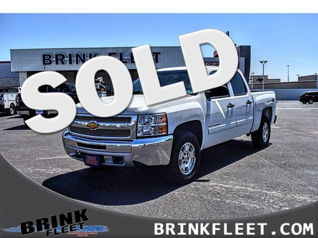 2013 Chevrolet Silverado 1500 LT | Lubbock, TX | Brink Fleet in Lubbock TX