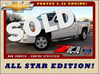 2013 Chevrolet Silverado 1500 LT Crew Cab 4x4 Z71 - ALL STAR EDITION! Mooresville , NC