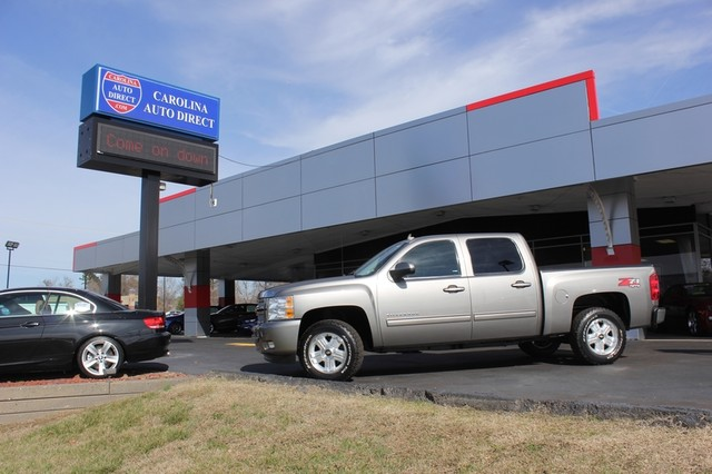 2013 Chevrolet Silverado 1500 LT Crew Cab 4x4 Z71 - ALL STAR EDITION! Mooresville , NC 40