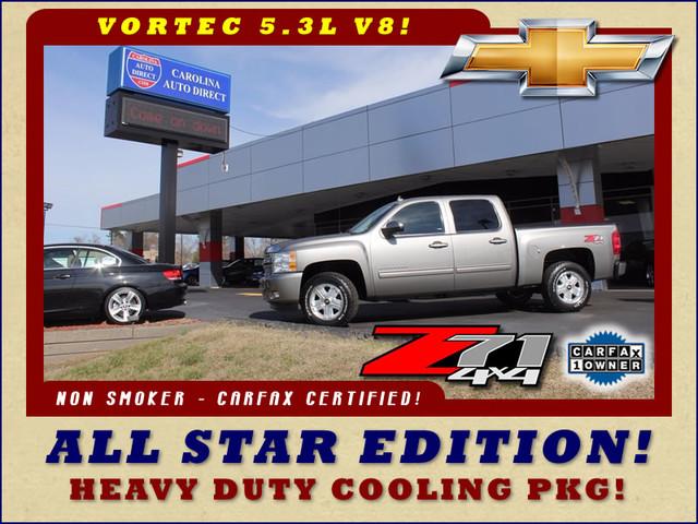2013 Chevrolet Silverado 1500 LT Crew Cab 4x4 Z71 - ALL STAR EDITION! Mooresville , NC 0