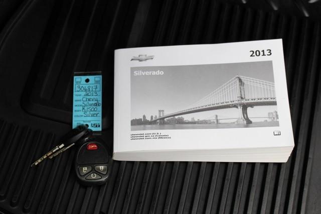 2013 Chevrolet Silverado 1500 LT Crew Cab 4x4 Z71 - ALL STAR EDITION! Mooresville , NC 15