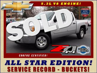 2013 Chevrolet Silverado 1500 LT Crew Cab 4x4 Z71 - ALL STAR ...