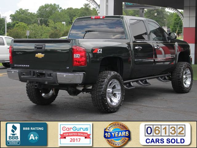2013 Chevrolet Silverado 1500 LT Crew Cab 4x4 Z71- LIFTED FAIRWAY EDITION! Mooresville , NC 2