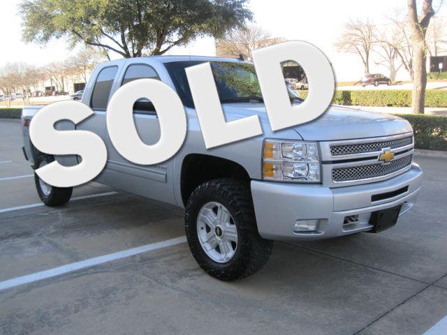 2013 Chevrolet Silverado LT X/Cab Z71 4x4, Super Nice, Check it Out Plano, Texas 0