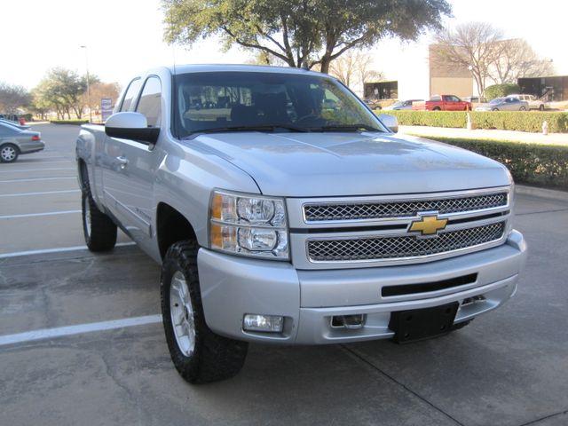 2013 Chevrolet Silverado LT X/Cab Z71 4x4, Super Nice, Check it Out Plano, Texas 1