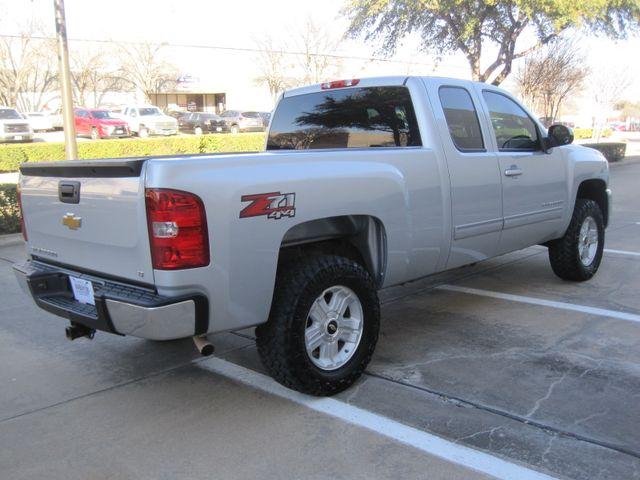 2013 Chevrolet Silverado LT X/Cab Z71 4x4, Super Nice, Check it Out Plano, Texas 11