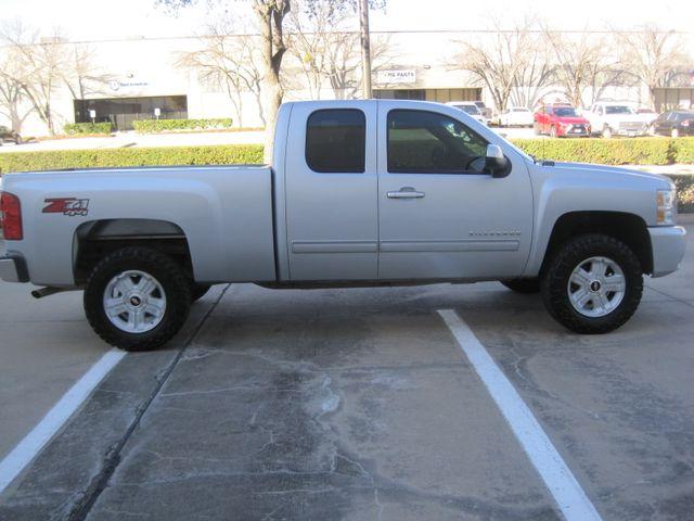 2013 Chevrolet Silverado LT X/Cab Z71 4x4, Super Nice, Check it Out Plano, Texas 6