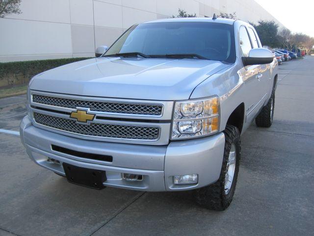 2013 Chevrolet Silverado LT X/Cab Z71 4x4, Super Nice, Check it Out Plano, Texas 3