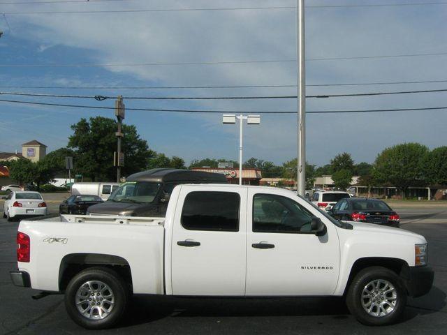 2013 Chevrolet Silverado K1500 4X4 Richmond, Virginia 4