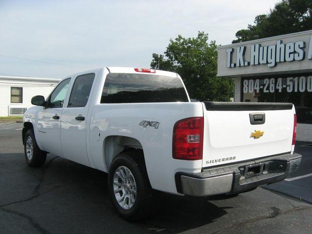2013 Chevrolet Silverado K1500 4X4 Richmond, Virginia 7