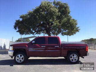 2013 Chevrolet Silverado 1500 Crew Cab LT 5.3L V8 4X4 | American Auto Brokers San Antonio, TX in San Antonio Texas