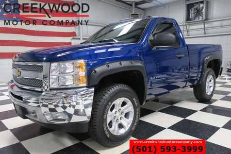 2013 Chevrolet Silverado 1500 LT 4x4 Z71 Regular Cab Low Miles New Tires Extras in Searcy, AR