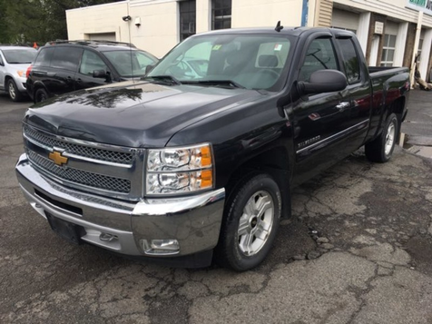2013 Chevrolet Silverado 1500 LT in West Springfield, MA