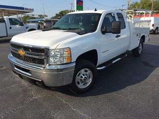 2013 Chevrolet Silverado 2500 LT Service Bed | Gilmer, TX | H.M. Dodd Motor Co., Inc. in Gilmer TX