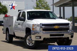 2013 Chevrolet Silverado 2500 LT 4x4 Utility Bed Extended Cab 42 Service Records