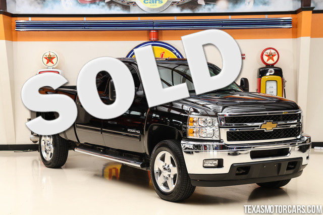 2013 Chevrolet Silverado 2500HD LTZ This Carfax 1-Owner 2013 Chevrolet Silverado 2500HD LTZ is in