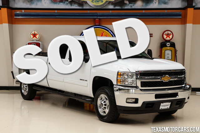 2013 Chevrolet Silverado 2500HD LT This Carfax 1-Owner 2013 Chevrolet Silverado 2500HD LT is in gr