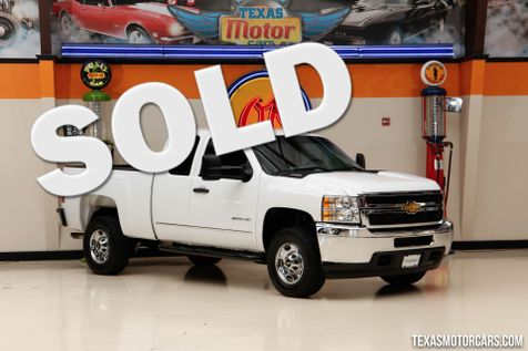 2013 Chevrolet Silverado 2500HD Work Truck in Addison