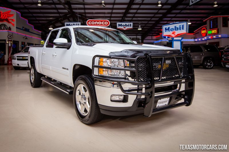 2013 Chevrolet Silverado 2500HD LTZ 4X4  in Addison, Texas