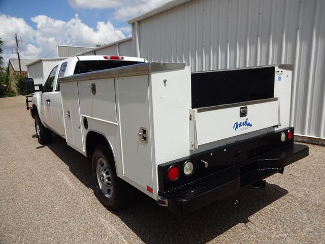 2013 Chevrolet Silverado 2500HD Utility Bed Work Truck Corpus Christi, Texas 2