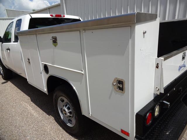 2013 Chevrolet Silverado 2500HD Utility Bed Work Truck Corpus Christi, Texas 9