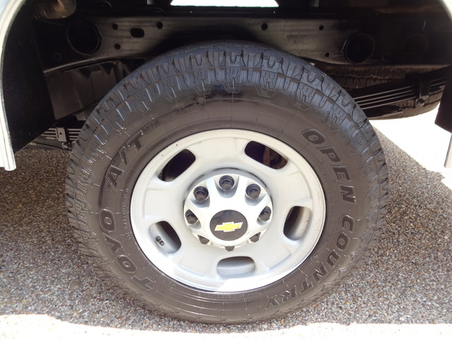 2013 Chevrolet Silverado 2500HD Utility Bed Work Truck Corpus Christi, Texas 14