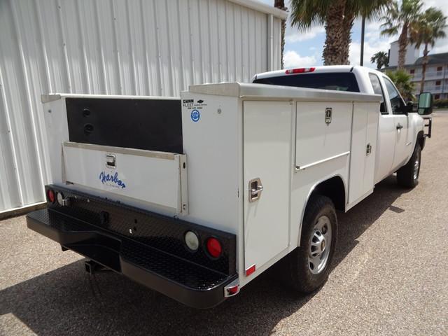 2013 Chevrolet Silverado 2500HD Utility Bed Work Truck Corpus Christi, Texas 3