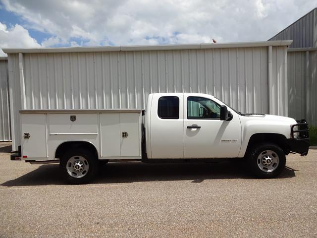 2013 Chevrolet Silverado 2500HD Utility Bed Work Truck Corpus Christi, Texas 5