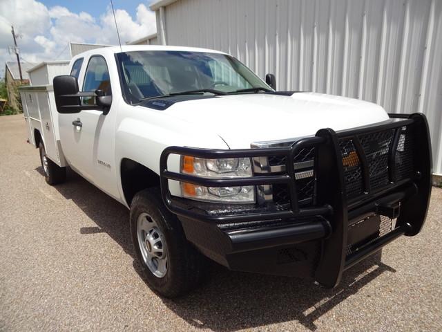2013 Chevrolet Silverado 2500HD Utility Bed Work Truck Corpus Christi, Texas 1