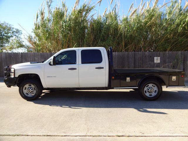 2013 Chevrolet Silverado 2500HD Work Truck Corpus Christi, Texas 4