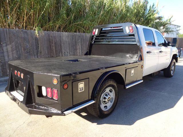 2013 Chevrolet Silverado 2500HD Work Truck Corpus Christi, Texas 3