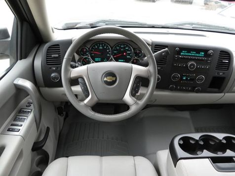 2013 Chevrolet Silverado 2500HD LT 4WD Leather/Lifted/Black20s/BackRack in Des Moines, IA