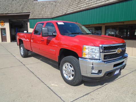 2013 Chevrolet Silverado 2500HD LTZ in Dickinson, ND