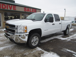 2013 Chevrolet Silverado 2500HD in Glendive, MT