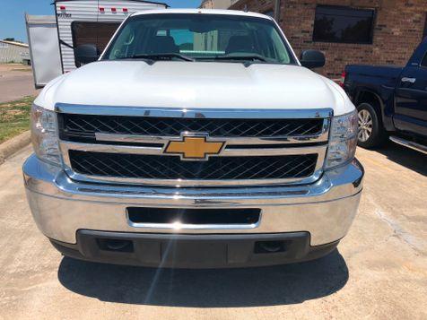2013 Chevrolet Silverado 2500HD Work Truck | Greenville, TX | Barrow Motors in Greenville, TX