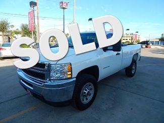 2013 Chevrolet Silverado 2500HD 4X4 Harlingen, TX