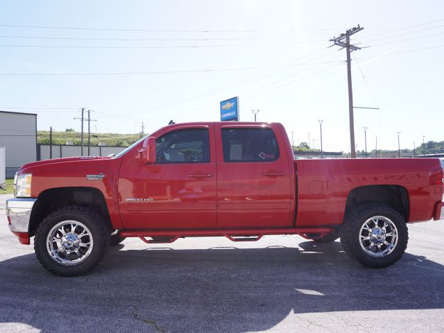 2013 Chevrolet Silverado 2500HD LTZ Harrison, Arkansas 1