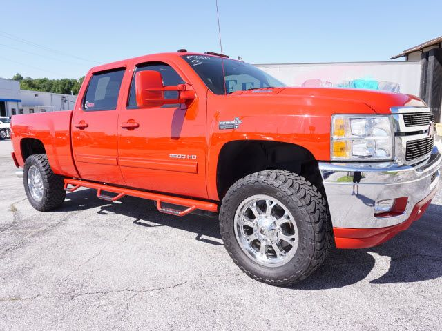 2013 Chevrolet Silverado 2500HD LTZ Harrison, Arkansas 5
