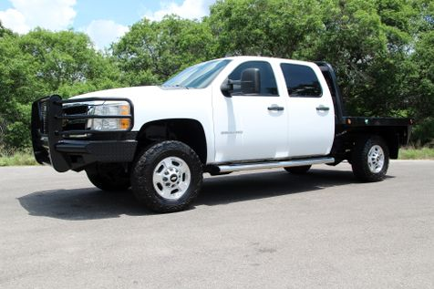 2013 Chevrolet Silverado 2500HD LT - 4X4 - FLATBED - LOW MILES in Liberty Hill , TX