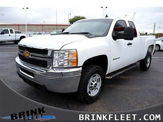 2013 Chevrolet Silverado 2500HD Work Truck | Lubbock, TX | Brink Fleet in Lubbock TX