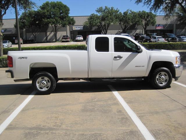 2013 Chevrolet Silverado 2500HD X/Cab 4x4 LWB 1 Owner, Service History, X/Clean Plano, Texas 6