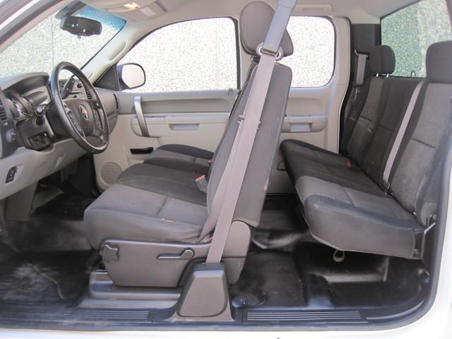 2013 Chevrolet Silverado 2500HD X/Cab 4x4 LWB 1 Owner, Service History, X/Clean Plano, Texas 15