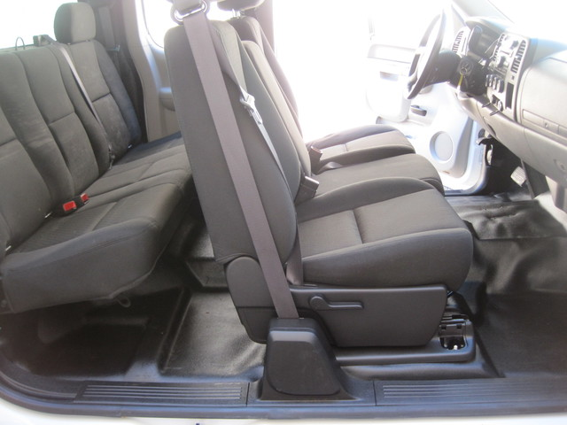 2013 Chevrolet Silverado 2500HD X/Cab 4x4 LWB 1 Owner, Service History, X/Clean Plano, Texas 16