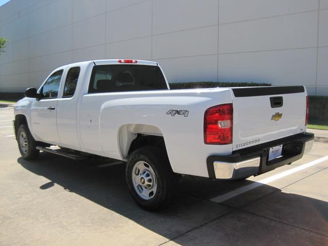 2013 Chevrolet Silverado 2500HD X/Cab 4x4 LWB 1 Owner, Service History, X/Clean Plano, Texas 7