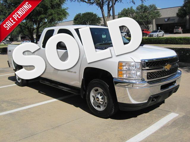 2013 Chevrolet Silverado 2500HD X/Cab 4x4 LWB 1 Owner, Service History, X/Clean Plano, Texas 0