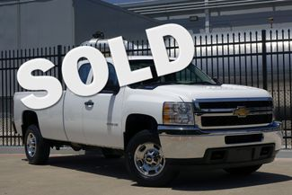 2013 Chevrolet Silverado 2500HD 1-OWNER * W/T * 6.0 Gas * POWER EVERYTHING *Cruise Plano, Texas