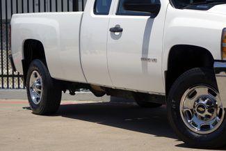 2013 Chevrolet Silverado 2500HD 1-OWNER * W/T * 6.0 Gas * POWER EVERYTHING *Cruise Plano, Texas 18